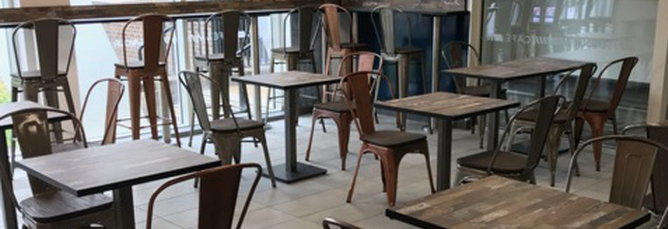 French Bistro Chairs and Stools