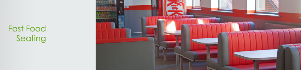 Fast Food Seating - CREATE