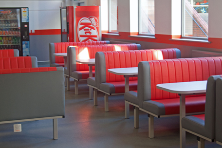 Fast Food Dining Furniture
